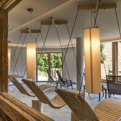 Hotel Panorama Горнолыжный курорт Ортлер фитнесс-зал