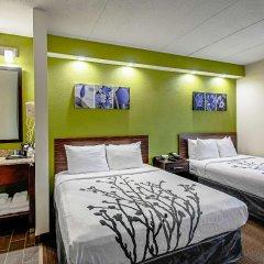 Отель Sleep Inn Frederick комната для гостей