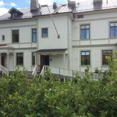 Отель Amber Hotell Швеция, Лулео - отзывы, цены и фото номеров - забронировать отель Amber Hotell онлайн вид на фасад