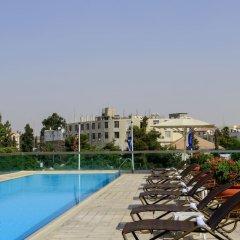 Отель Grand Court Иерусалим бассейн фото 2