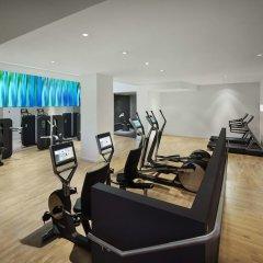 Отель AKA Central Park фитнесс-зал
