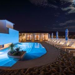 Отель Airotel Alexandros Афины бассейн