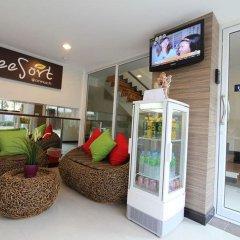 Отель Leesort At Onnuch Бангкок интерьер отеля фото 2