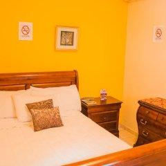 Отель Boutique Casa Jardines Гондурас, Сан-Педро-Сула - отзывы, цены и фото номеров - забронировать отель Boutique Casa Jardines онлайн комната для гостей фото 2