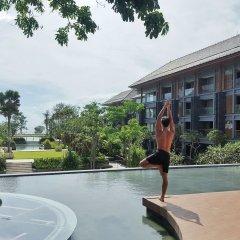 Hotel Indigo Bali Seminyak Beach фитнесс-зал