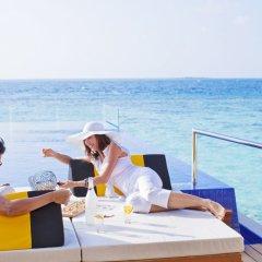 Отель Angsana Velavaru Мальдивы, Южный Ниланде Атолл - отзывы, цены и фото номеров - забронировать отель Angsana Velavaru онлайн Южный Ниланде Атолл  питание фото 2