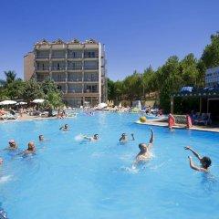 Kervansaray Marmaris Hotel & Aparts Мармарис бассейн
