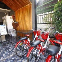 Отель Koh Larn Villa Resort спортивное сооружение