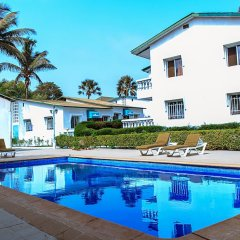 Paradise Suites Hotel in Kololi, Gambia from 746$, photos, reviews - zenhotels.com pool