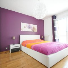 Отель Calme et Terrasse комната для гостей фото 2
