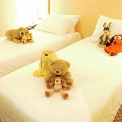 Отель Holiday Inn Milan Linate Airport Пескьера-Борромео детские мероприятия