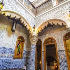 Отель Riad Sidi Fatah Марокко, Рабат - отзывы, цены и фото номеров - забронировать отель Riad Sidi Fatah онлайн бассейн
