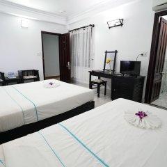 Отель An Hoi Hotel Вьетнам, Хойан - отзывы, цены и фото номеров - забронировать отель An Hoi Hotel онлайн комната для гостей фото 4