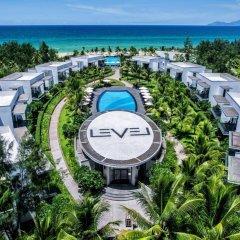 Отель Melia Danang пляж фото 2