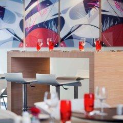 Отель Novotel Praha Wenceslas Square гостиничный бар