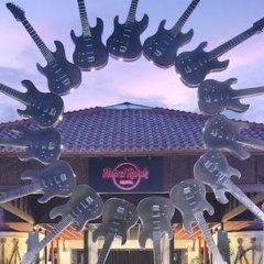 Отель Hard Rock Hotel Bali Индонезия, Бали - отзывы, цены и фото номеров - забронировать отель Hard Rock Hotel Bali онлайн фото 2