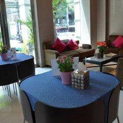 Отель Gm Suites Бангкок комната для гостей фото 3