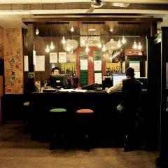 goStops Delhi (Stops Hostel Delhi) гостиничный бар