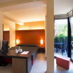 Отель VOI Floriana Resort Симери-Крики комната для гостей фото 3