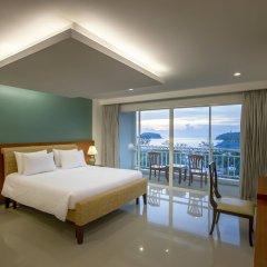 Отель Chanalai Flora Resort, Kata Beach комната для гостей