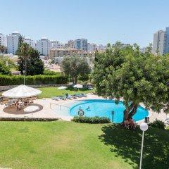 Отель Apartamentos Clube Vilarosa Португалия, Портимао - отзывы, цены и фото номеров - забронировать отель Apartamentos Clube Vilarosa онлайн балкон