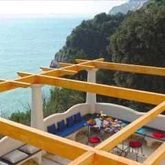 Отель Villa Duchessa d'Amalfi Конка деи Марини бассейн фото 3