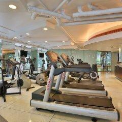 Siri Sathorn Hotel фитнесс-зал фото 2
