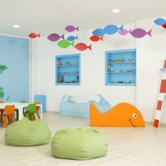 Отель Occidental Jandia Mar Джандия-Бич детские мероприятия