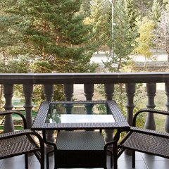 Отель Олимпия(Джермук) балкон