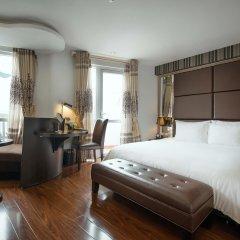 Hanoi La Siesta Diamond Hotel комната для гостей фото 3