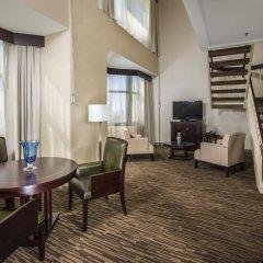 Отель DoubleTree Suites by Hilton Columbus США, Колумбус - отзывы, цены и фото номеров - забронировать отель DoubleTree Suites by Hilton Columbus онлайн комната для гостей фото 2