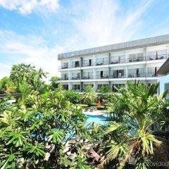 Отель Bs Residence Suvarnabhumi Бангкок балкон