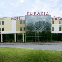 Гостиница Reikartz Запорожье Украина, Запорожье - 1 отзыв об отеле, цены и фото номеров - забронировать гостиницу Reikartz Запорожье онлайн спортивное сооружение