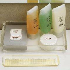 Отель Savoy Hotel Южная Корея, Сеул - отзывы, цены и фото номеров - забронировать отель Savoy Hotel онлайн ванная