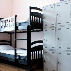 A&S Hostel Franko сейф в номере