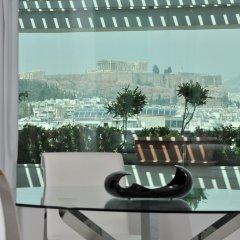 Отель Athenaeum Palace & Luxury Suites балкон