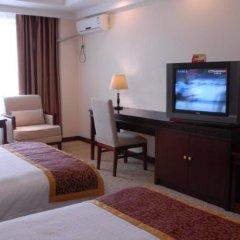 Отель Super 8 Xian Big Wild Goose Pagoda удобства в номере