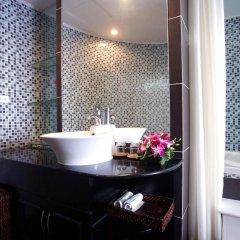 Отель Hanoi Emotion Hotel Вьетнам, Ханой - отзывы, цены и фото номеров - забронировать отель Hanoi Emotion Hotel онлайн ванная фото 2