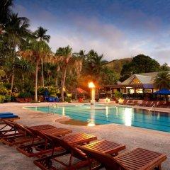 Отель Fiji Hideaway Resort and Spa бассейн фото 3