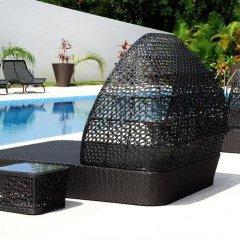 Отель Pure All Suites Riviera Maya Плая-дель-Кармен бассейн фото 3