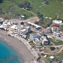 Апартаменты Haraki Mare Studios & Apartments Родос пляж фото 5