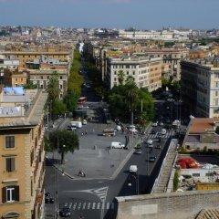 Отель MyPad in Rome балкон