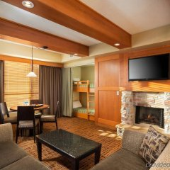 Отель Great Wolf Lodge Bloomington комната для гостей фото 4