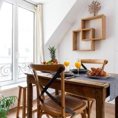 Апартаменты Odéon - Saint Germain Apartment в номере