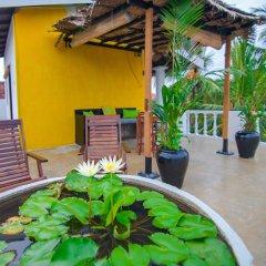 Отель Villa AmiLisa Шри-Ланка, Галле - отзывы, цены и фото номеров - забронировать отель Villa AmiLisa онлайн балкон