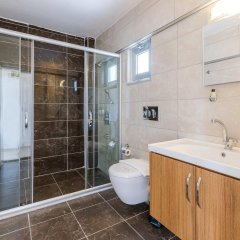 Отель EKICI Каш ванная фото 2
