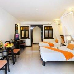 Отель Woraburi Phuket Resort & Spa 4* Улучшенный номер разные типы кроватей фото 2