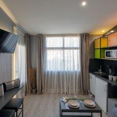 Отель Casa Alberto Морро Жабле сейф в номере