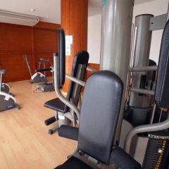 Отель EIX Platja Daurada фитнесс-зал фото 3
