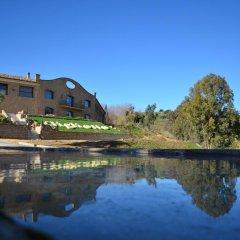 Отель Agriturismo Gigliotto Пьяцца-Армерина приотельная территория фото 2